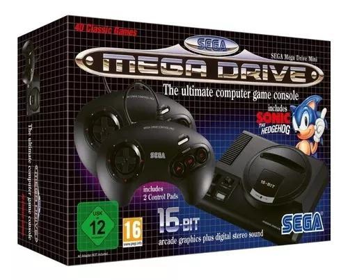 Mega drive classic mini original sega genesis classic sonic