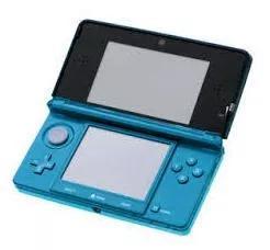 Nintendo 3ds com jogos instalados