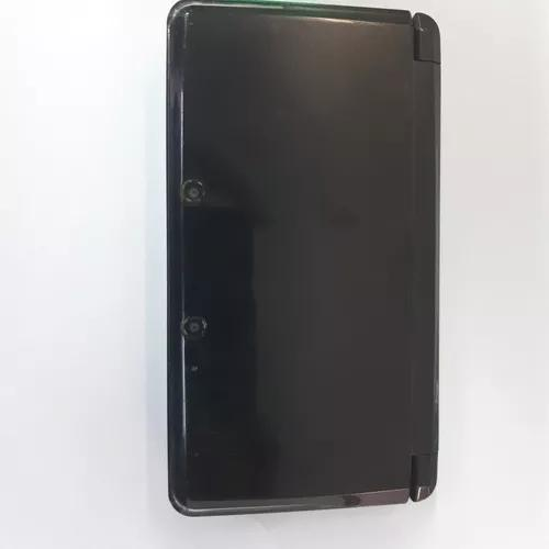 Nintendo 3ds preto japonês com varios jogos 32 gb refd578