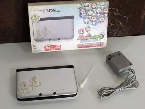 Nintendo 3ds xl 32gb desbloqueado + muitos jogos 3d