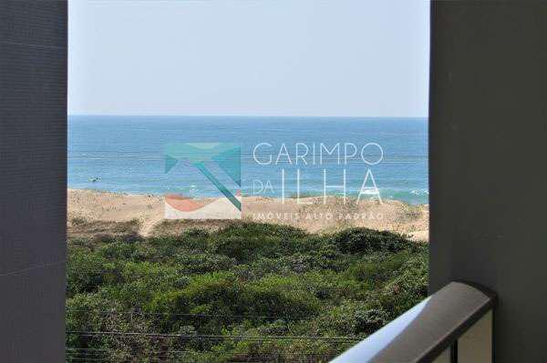 Apartamento novo, porteira fechada, vista para o mar e