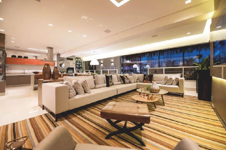 Apartamento 3 suítes | 163m | 3 vagas | elevador privativo