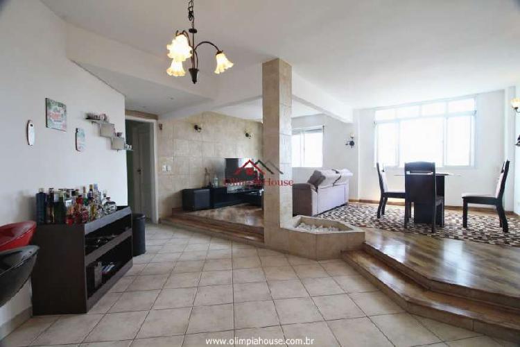 Apartamento à venda com 112m² - vila madalena, são paulo.