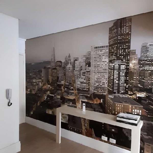 Casa para aluguel com 45 metros quadrados com 2 quartos em