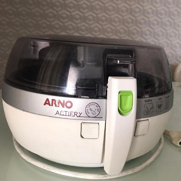 Fritadeira elétrica arno actifry