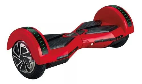Hoverboard scooter 8 bat samsung - vermelho mymax