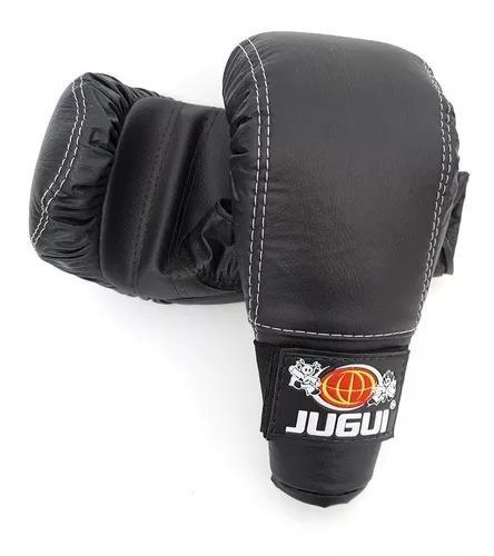 Luva Bate Saco Tradicional Boxe, Muay Thai, Karate, Kung Fu