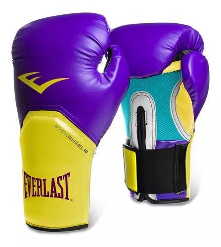 Luva boxe everlast pro style elite