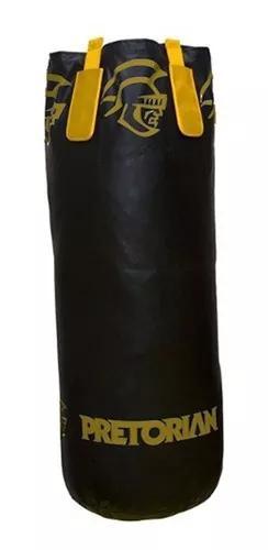 Saco de boxe e pancada 1,60mt pretorian