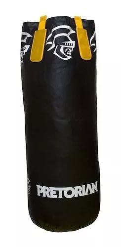 Saco de boxe e pancada 71x30 vazio - pretorian