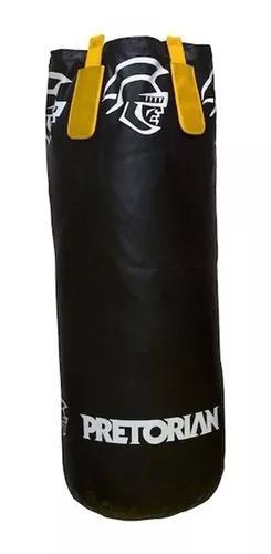 Saco de boxe e pancada 86x33 vazio - pretorian