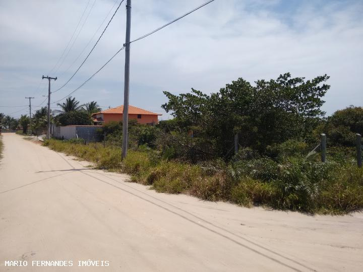 Terreno para venda em araruama, praia seca