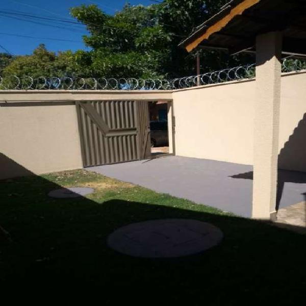 Vende casa nova de dois quartos no residencial jardim itaipu