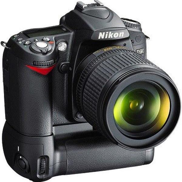 Câmera fotografica nikon d90