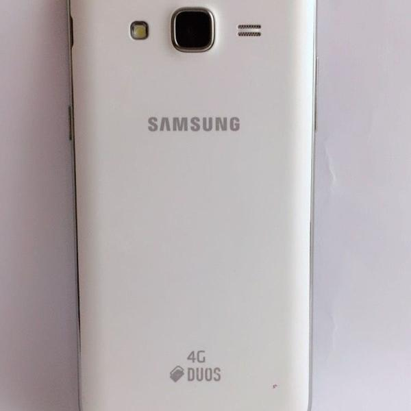 Galaxy j5 4g duos - branco