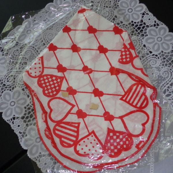 Toalha para cesto de pão