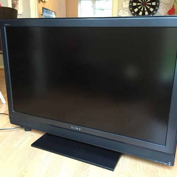 Tv sony bravia lcd 40 polegadas com conversor digital