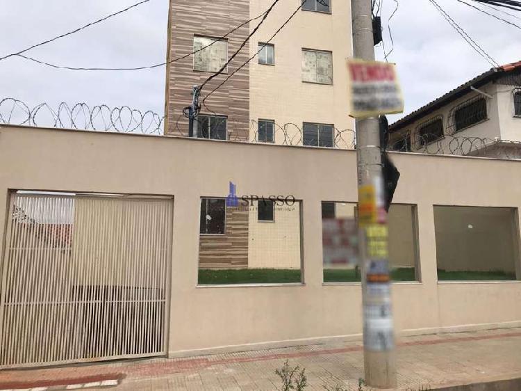 Apartamento novo 02 quartos bairro santa mônica