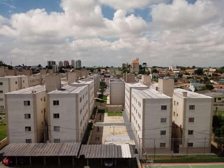 Apartamento com 2 quartos em capão raso - curitiba - pr