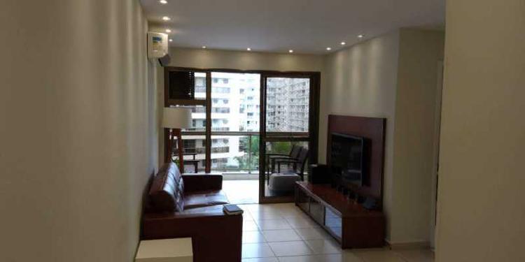 Apartamento para venda possui 89 metros quadrados com 3
