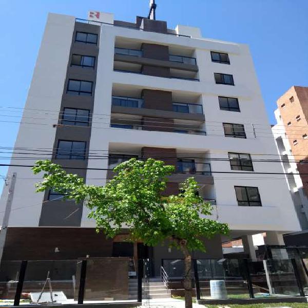 Apartamento semi mobiliado no bairro juvevê - curitiba - pr