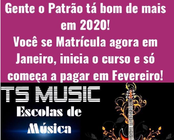 Aulas de Musica em São Paulo
