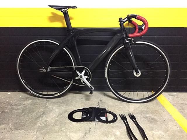 Bike de Pista de Carbono