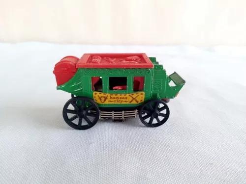Brinquedo Antigo Marjorette Carruag