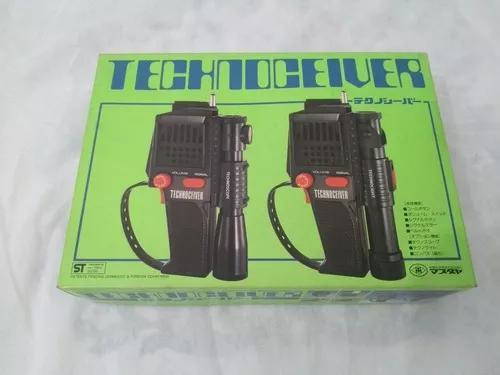 Brinquedo antigo, rádios oktok japonês anos 70 na caixa