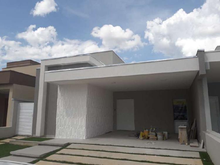 Casa 3 dorm - cond. residencial bela vista - caçapava-sp
