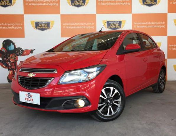 CHEVROLET ONIX HATCH LTZ 1.4 8V FlexPower 5p Mec. Flex -