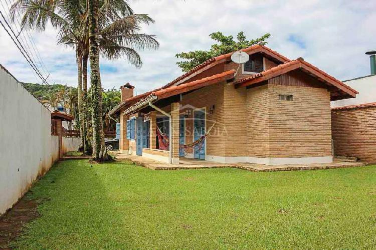 Casa praia do lazaro - ubatuba