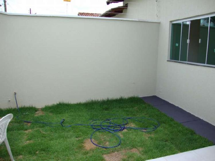 Casa nova jardim europa - goiânia-go
