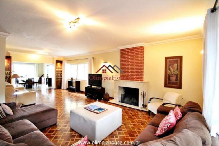 Casa à venda com 400m², brooklin, são paulo.
