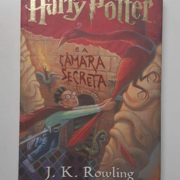 Harry potter e a câmara secreta