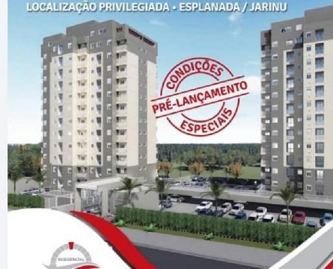 Lançamento de apartamento em jarinu, sp