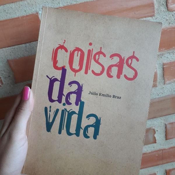 Livro: coisas da vida