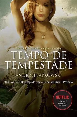 Livro: coleção the witcher - t