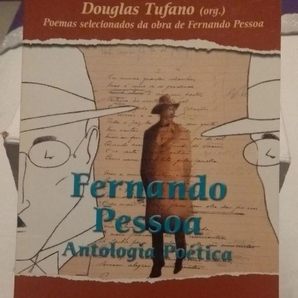 Livro fernando pessoa antologia poética