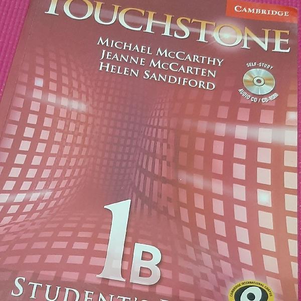 Livro touchstone 1b