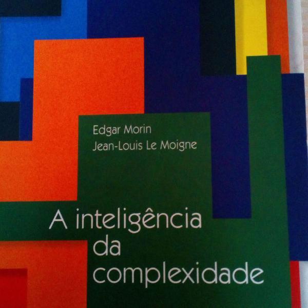 Livro a inteligência da complexidade