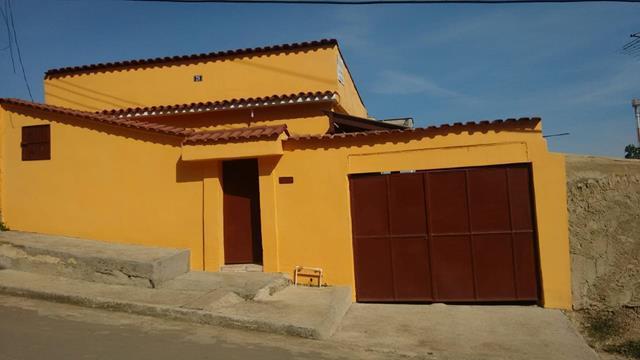 Nova iguaçu - casa linear - 02 dormitórios 70 m² pronta