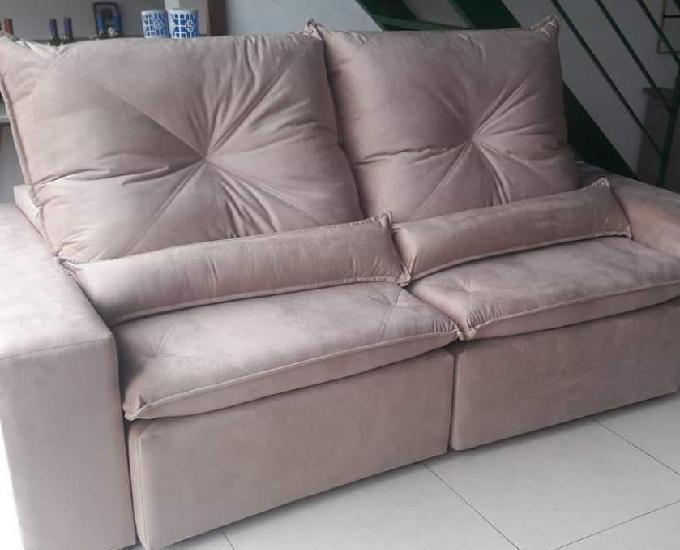 Sofá retrátil e reclinável direto da fábrica