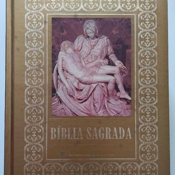Bíblia sagrada - edição da palavra viva