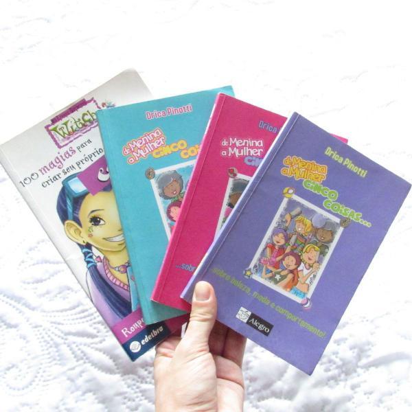 Combo livros juvenil