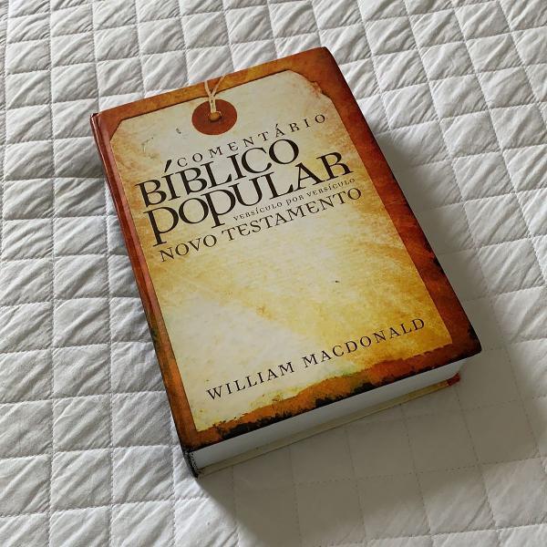 Livro bíblico popular