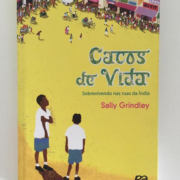 Livro cacos de vida autor sally grindley