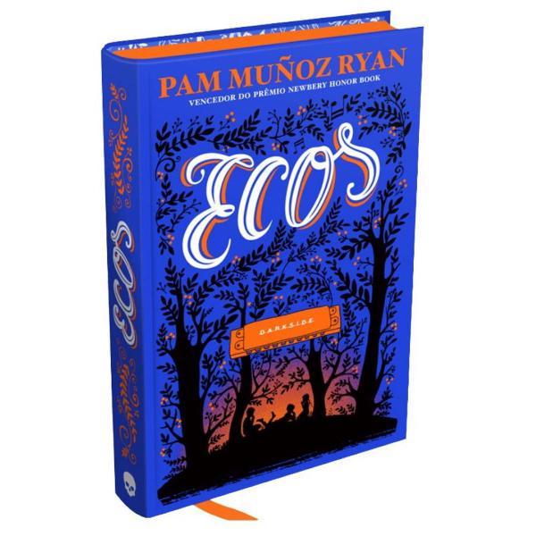 Livro ecos editora darkside
