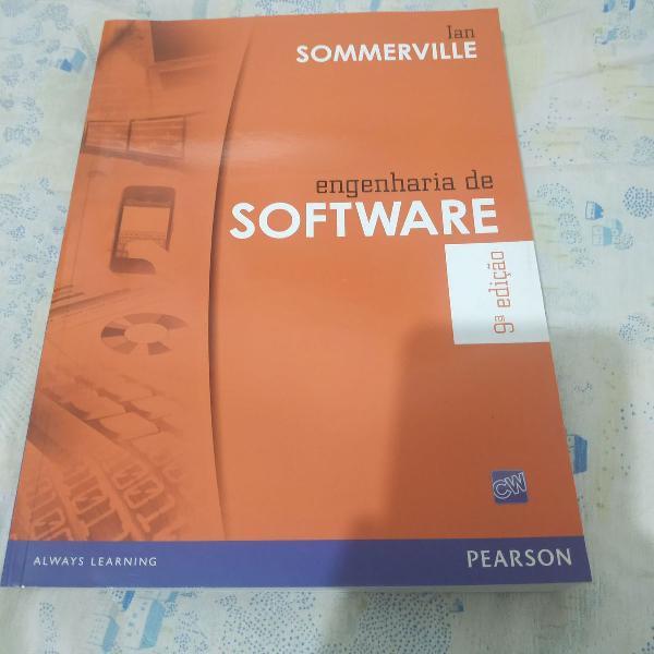Livro engenharia de software - 9ª ed.