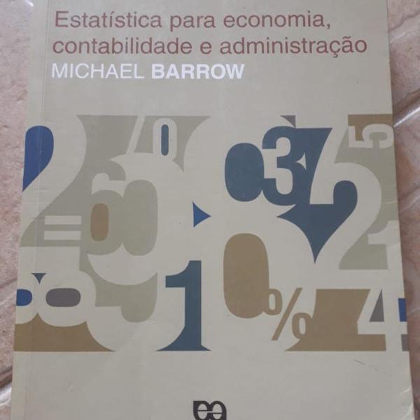 Livro estatística para negócios